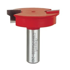"99-240 Drawer Lock Router Bit 1/2"" SH 2"" D"