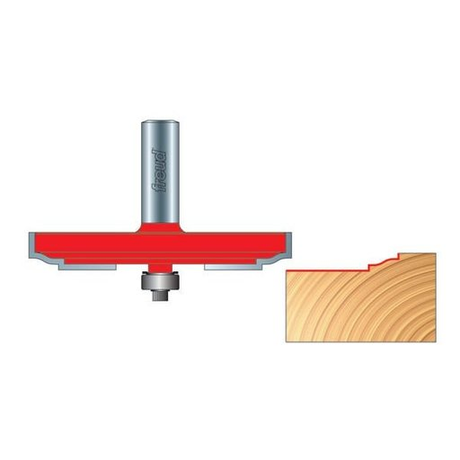 View a Larger Image of 99-460 Brick Molding Router Bit