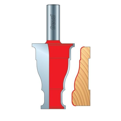View a Larger Image of 99-465 Door Casing Molding Router Bit Style 356