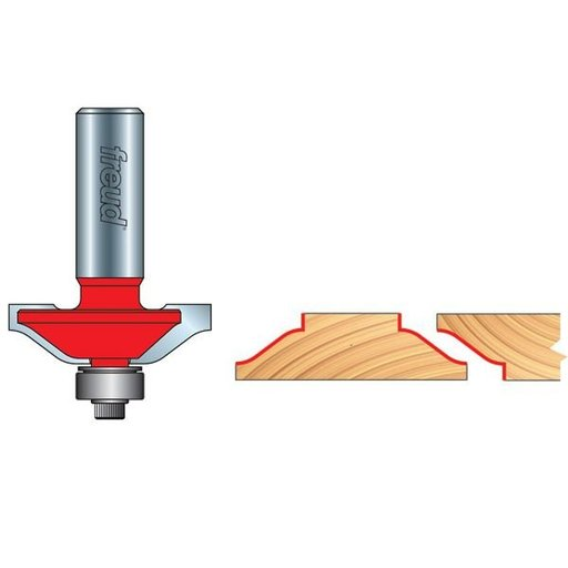View a Larger Image of 99-470 Reversible Wainscoting Router Bit