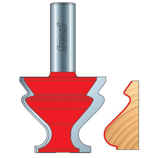 View a Larger Image of 99-480 Base Cap Router Bit Style 163