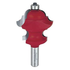 "99-PK1 Multi-Profile Router Bit 1/2"" Shank 1-59/64"" CL"