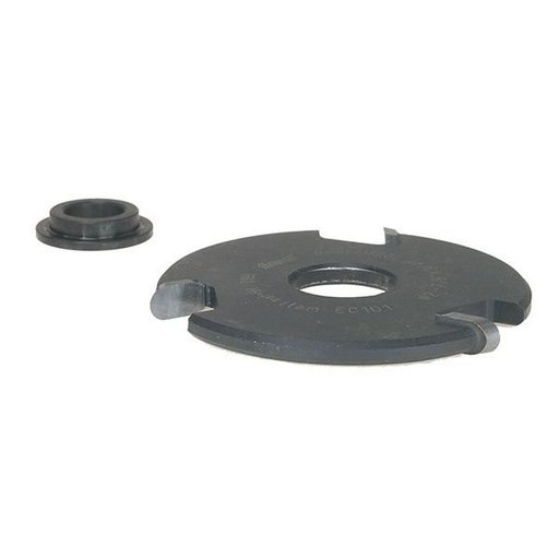 "View a Larger Image of EC-101 Convex Radius Shaper Cutter, 2-7/8"" OD, 1/4"" CL, 1/8"" R, 3/4"" bore"