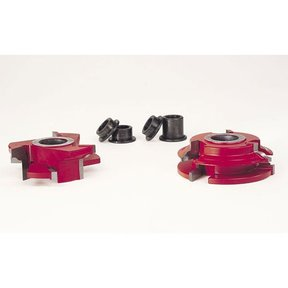 "EC-261 3/4"" Stock Male & Female Cabinet Door Cutter Set, 2-11/16"" OD, 3/4"" bore"