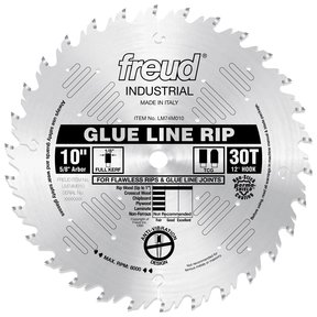 "LM74M010 Ripping Saw Blade 10"" x 5/8"" Bore x 30 Tooth TCG"