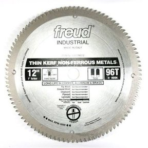 "LU77M012 Circular Saw Blade 12"" x 1"" Bore x 86 Tooth TCG Thin Kerf"