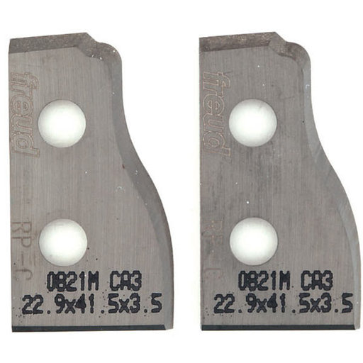 View a Larger Image of Ogee with Corner Radius Shaper Profile Knife