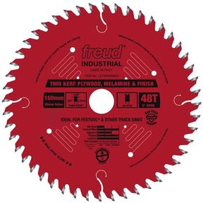 Thin Kerf Ultimate Plywood & Melamine Track Saw Blade