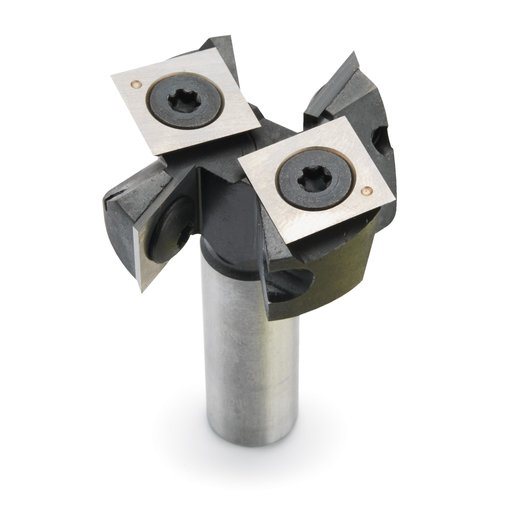 """View a Larger Image of TM1465 Spoilboard Surfacing and Rabbeting Router Bit, 1/2"""" SH, 1-1/2""""D, 1/2"""" CL"""