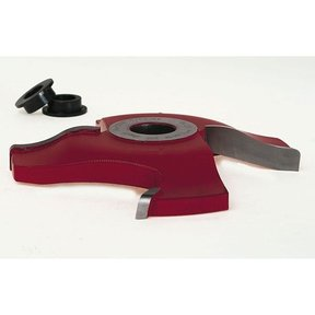 "UC-210 Quadra-Cut™ Raised Panel Cutter For 3/4"" Stock, 4-15/16"" OD, 23/32"" CL, 3/4"" bore"