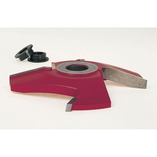 "View a Larger Image of UC-211 Quadra-Cut™ Raised Panel Cutter For 3/4"" Stock, 4-15/16"" OD, 17/32"" CL, 3/4"" bore"