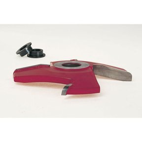 "UC-212 Quadra-Cut™ Raised Panel Cutter For 3/4"" Stock, 4-15/16"" OD, 17/32"" CL, 3/4"" bore"