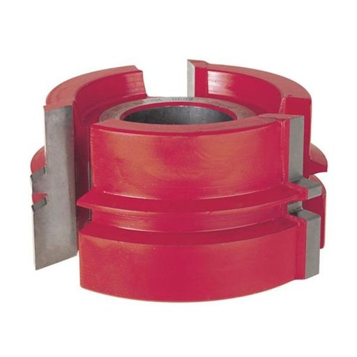 "View a Larger Image of UP037 Glue Joint Shaper Cutter, 3-9/16"" OD, 13/64"" CD, 1-23/32"" CL, 1-1/4"" bore"