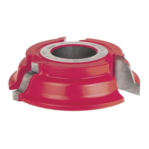 "View a Larger Image of UP283 Matched Reverse Detail Shaper Cutter, 3-15/16"" OD, 33/64"" CL, 1-1/4"" bore"