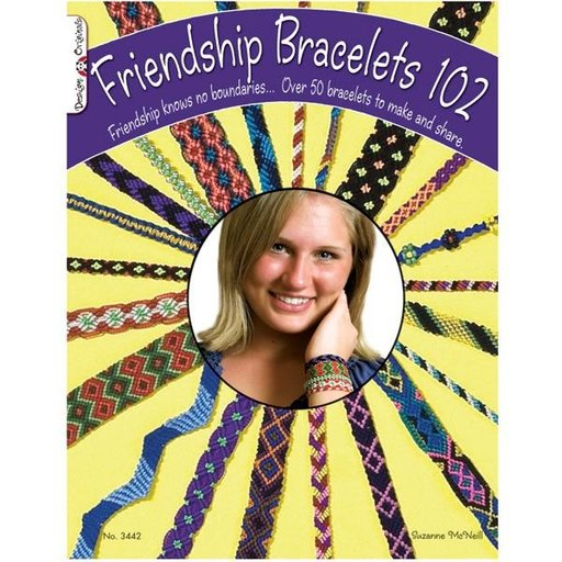 View a Larger Image of Friendship Bracelets 102
