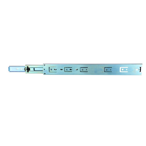 "View a Larger Image of 18"" Full Extension Side Mount Drawer Slide Model KV TT100 Pair"