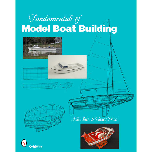 View a Larger Image of Fundamentals of Model Boat Building