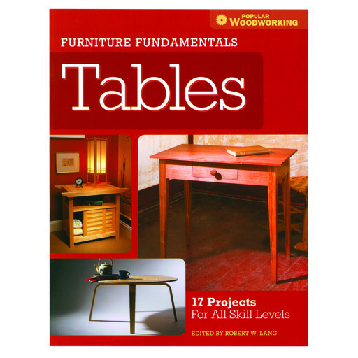 View a Larger Image of Furniture Fundamentals Tables