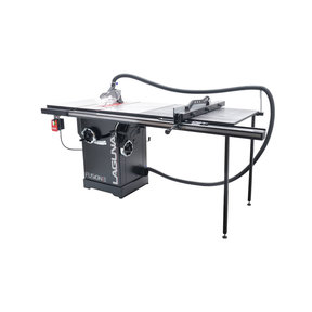 "3HP 1PH 220V Fusion F3 Table Saw with 52"" Rip Capacity"