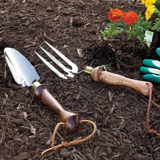 View a Larger Image of Garden Tool Handles - Downloadable Plan
