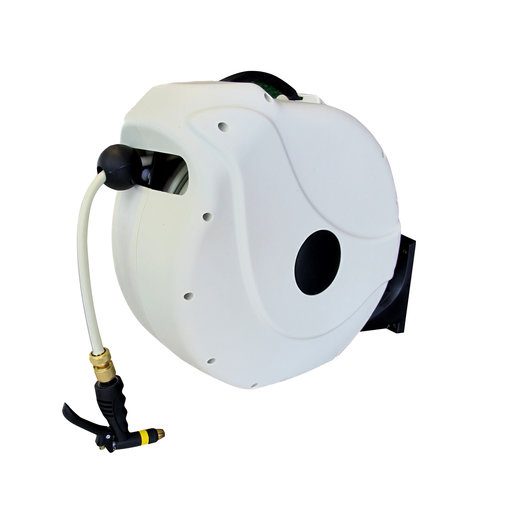 "View a Larger Image of 1/2"" NW Retractable Hose Reel with 25m/82 ft. Hose"