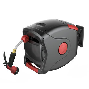 """1/2"""" XW Retractable Hose Reel with 22.5m/75 ft. Hose"""
