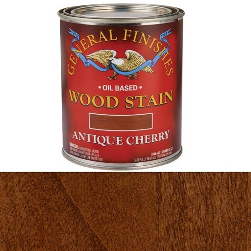 View a Larger Image of Antique Cherry Oil Stain Quart
