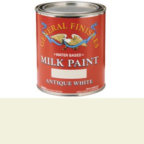 Antique White Milk Paint Water Based Quart