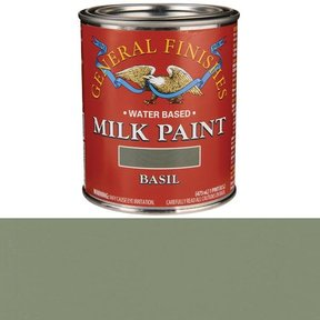 Basil Milk Paint Pint