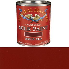 Brick Red Milk Paint Pint