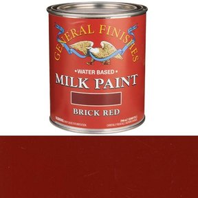 Brick Red Milk Paint Quart