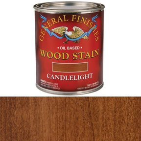 Candlelight Stain Solvent Based Quart