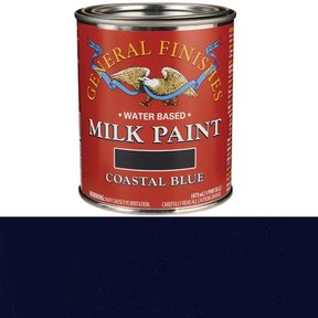 Coastal Blue Milk Paint Water Based Pint
