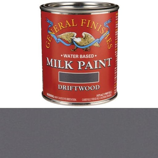 View a Larger Image of Driftwood Milk Paint Water Based Pint