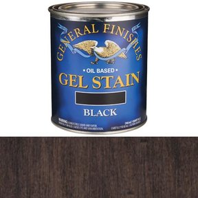 Gel Stain Black Quart
