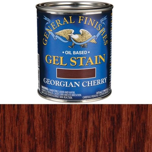 View a Larger Image of Georgian Cherry Gel Stain Pint