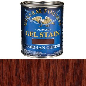 Georgian Cherry Gel Stain Solvent Based Pint