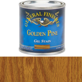 Golden Pine Gel Stain 1/2 Pint