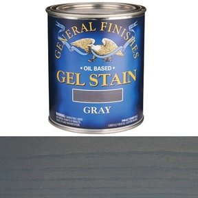 Gray Stain Gel Solvent Based Quart