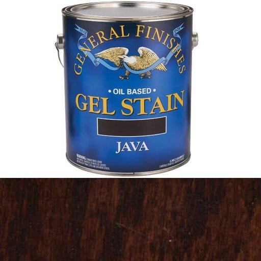 View a Larger Image of Java Stain Gel Solvent Based Gallon