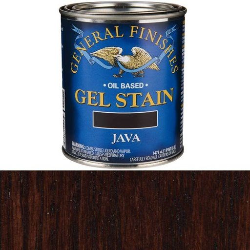 View a Larger Image of Java Gel Stain Pint