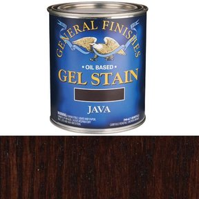 Java Gel Stain Solvent Based Quart