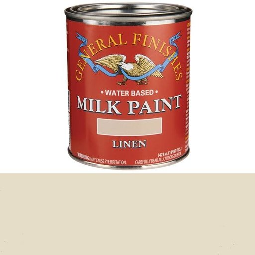 View a Larger Image of Linen Milk Paint Water Based Pint
