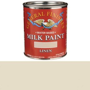 Linen Milk Paint Water Based Pint