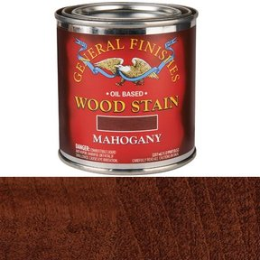 Mahogany Oil Stain 1/2 Pint