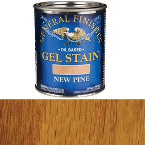New Pine Gel Stain Pint