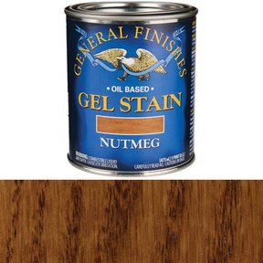 Nutmeg Gel Stain Pint