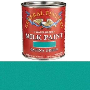 Patina Green Milk Paint Water Based Pint