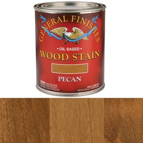 Pecan Oil Stain Quart