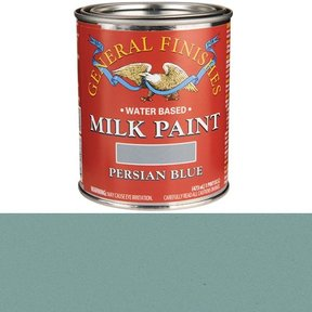 Persian Blue Milk Paint Water Based Pint